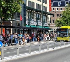 Hvordan øke kollektivtrafikken?