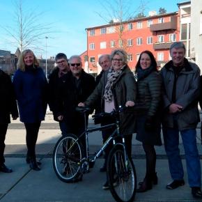 Satsing på sykkel og «Sykle til jobben»-konkurranse!