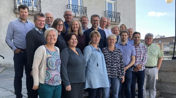Prosjektsgruppa sept 2018